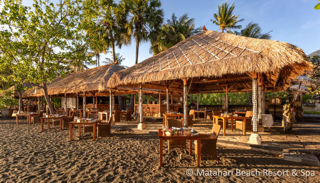© copyright Matahari Beach Resort & Spa
